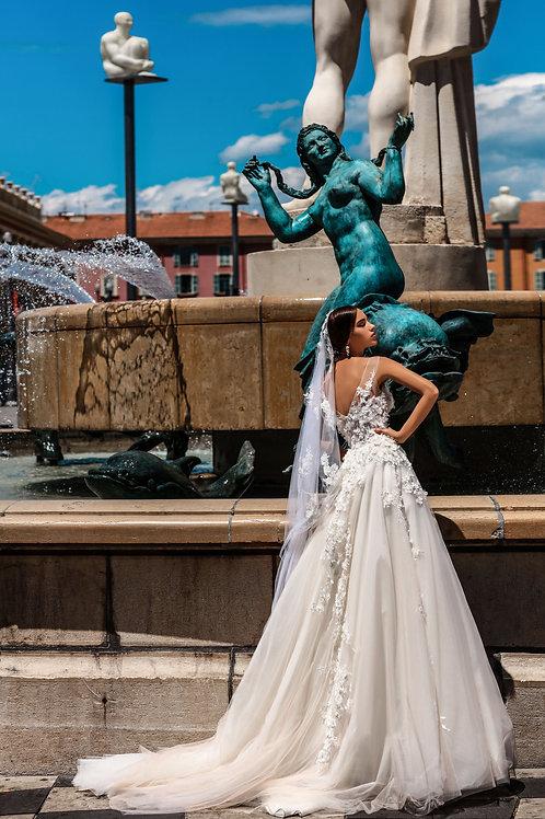 Сватбена рокля Rosetta