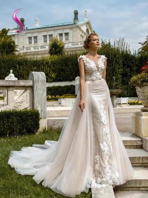 Булчинска рокля STYLE  #J-828