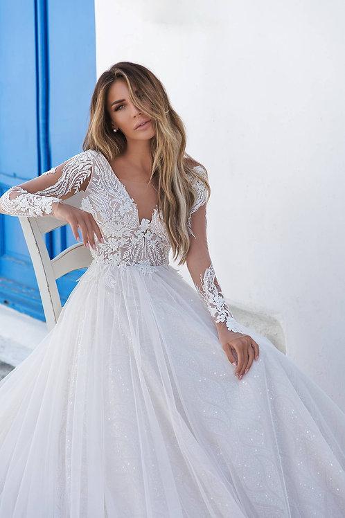 Сватбена рокля LEINA