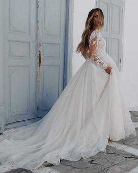 булчинска рокля Leina