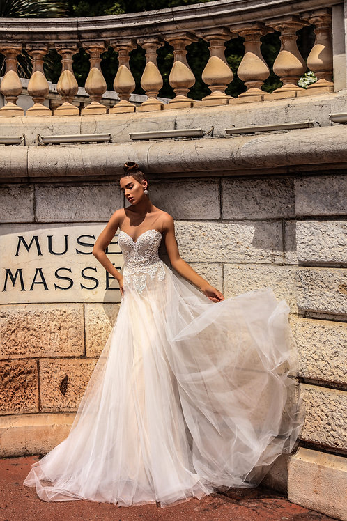 Сватбена рокля Consuela