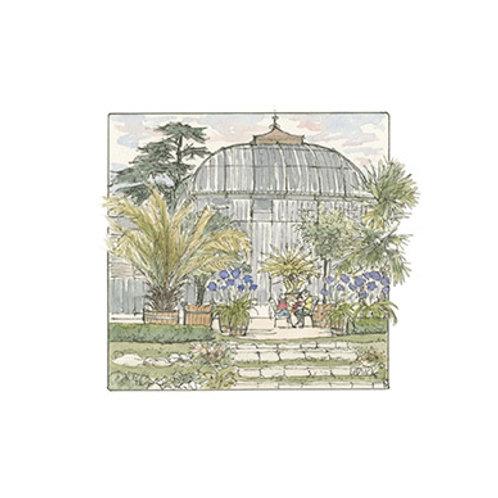 Genève, jardin botanique