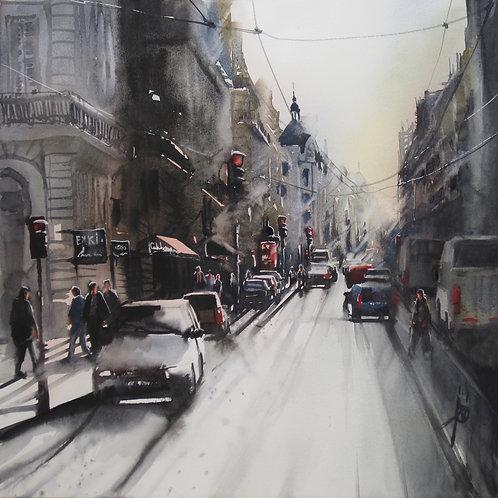 Effervescence parisienne