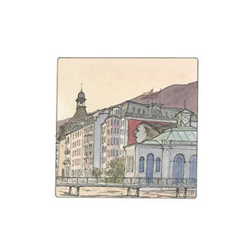 Genève, Post tenebras religionum lux, dévoilée