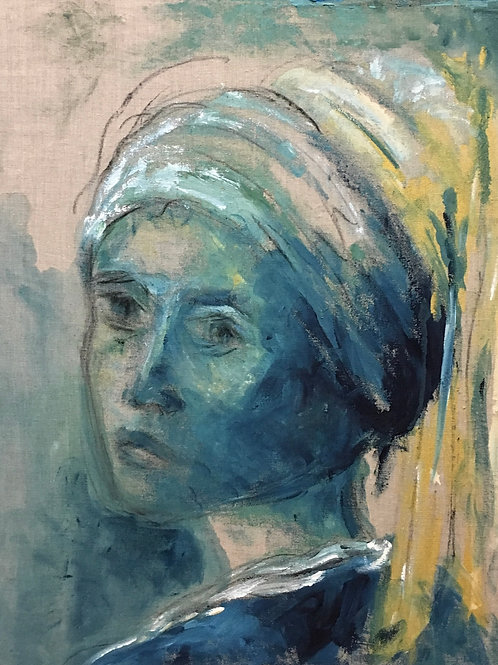 Vermeer, étude