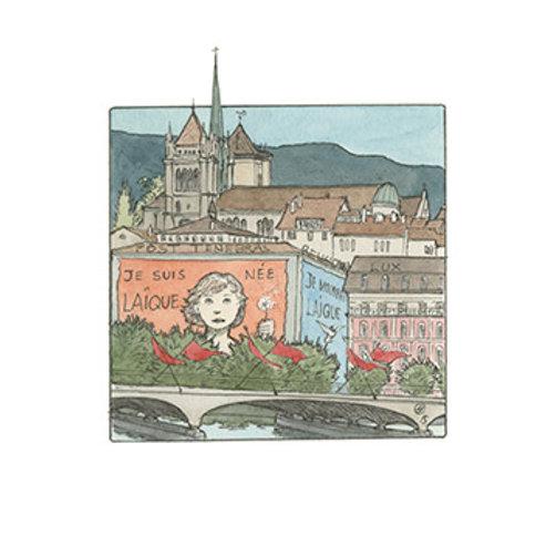 Genève, Post tenebras religionum lux, née laïque