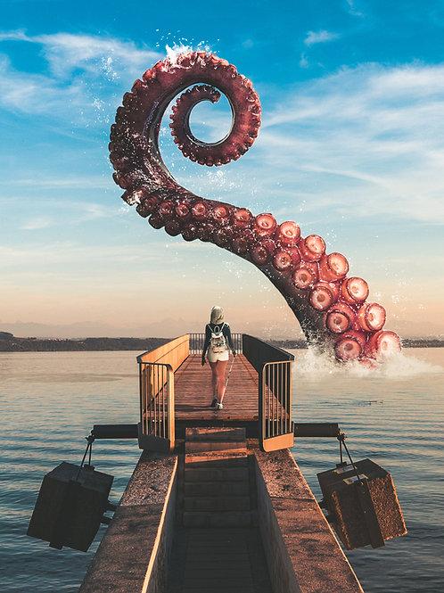 The octopus of Utopia
