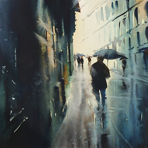 Merveilleuse pluie