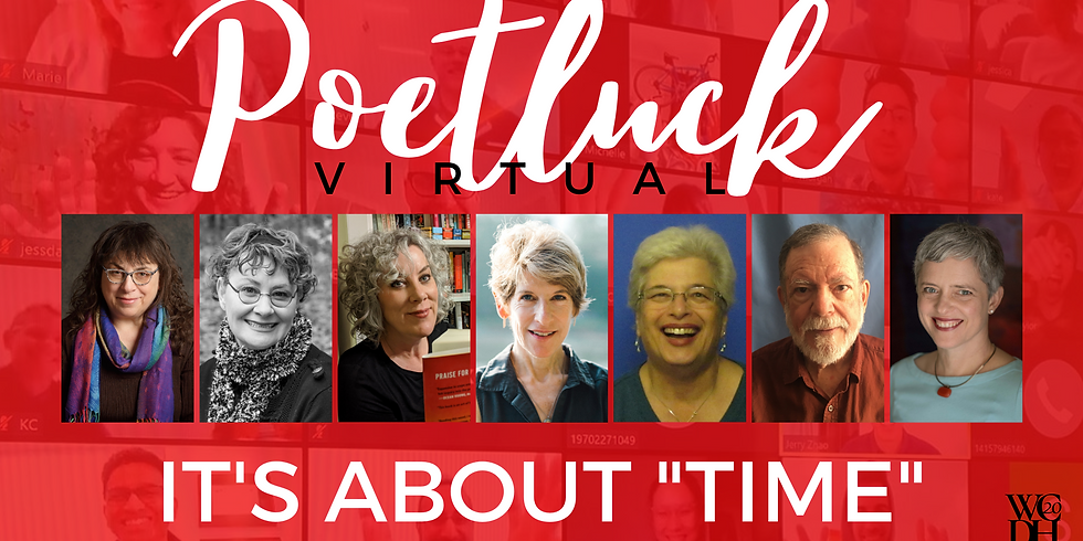 """January Virtual Poetluck - It's about """"Time"""""""
