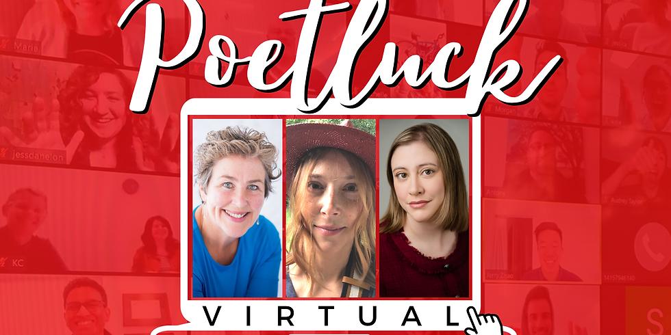 Writers' Colony presents July 2020 Virtual Poetluck