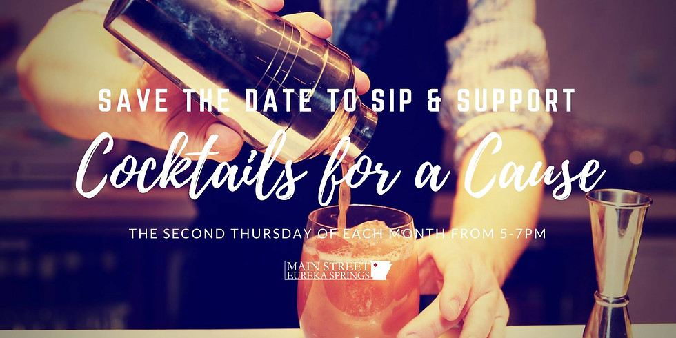 Cocktails for a Cause - WCDH & ES Library