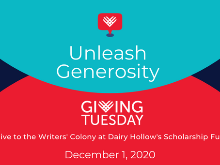 Giving Tuesday 2020 Supports Scholarship Fund