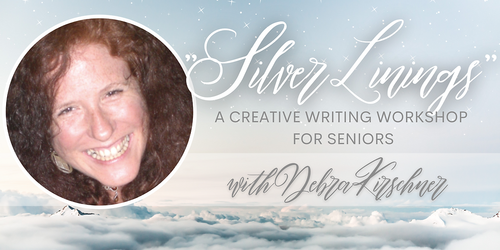 """Silver Linings,"" A Creative Writing Workshop for Seniors"