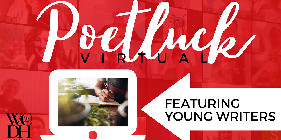 December Virtual Poetluck to Feature Young Writers