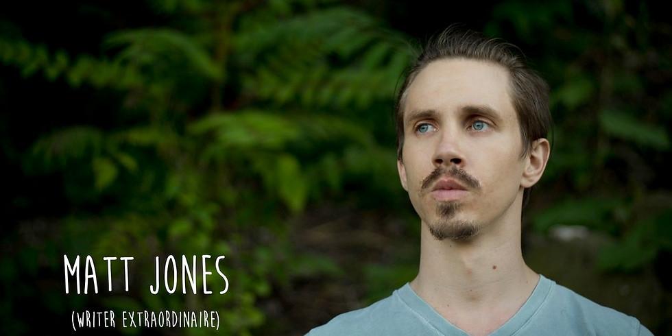 5:15 @ 515 - Meet & Greet Matt Jones