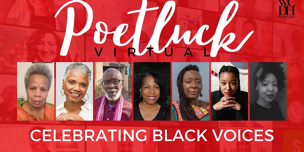 WCDH Hosts Black History Month Virtual Poetluck