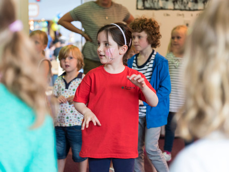 Booking for Summer Holiday Workshops open