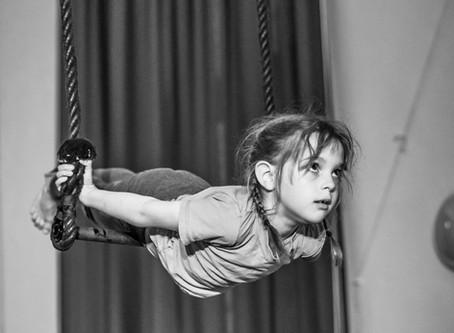 Playbox's Circus Training Programme relaunches with unique collaboration with School of Larks