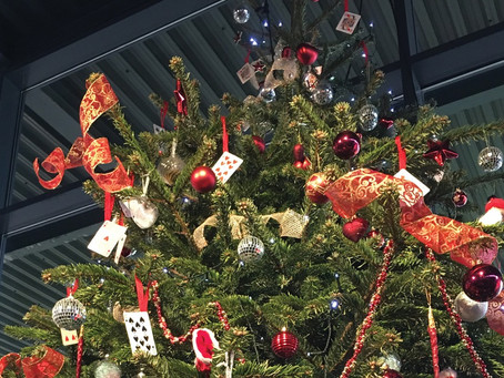 Christmas Tree Switch-On