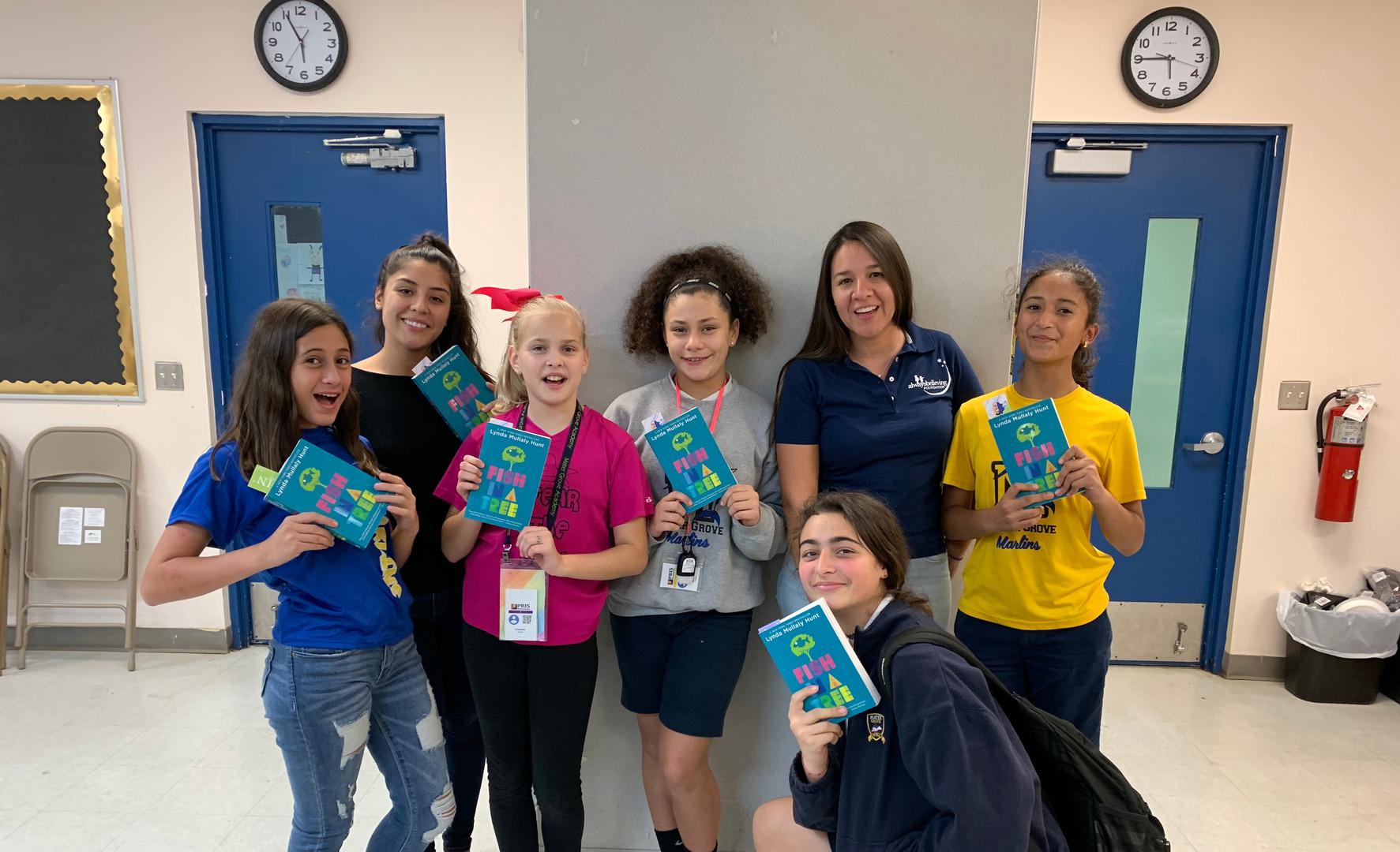 Always BelievIN' Adventures Book Club Launch