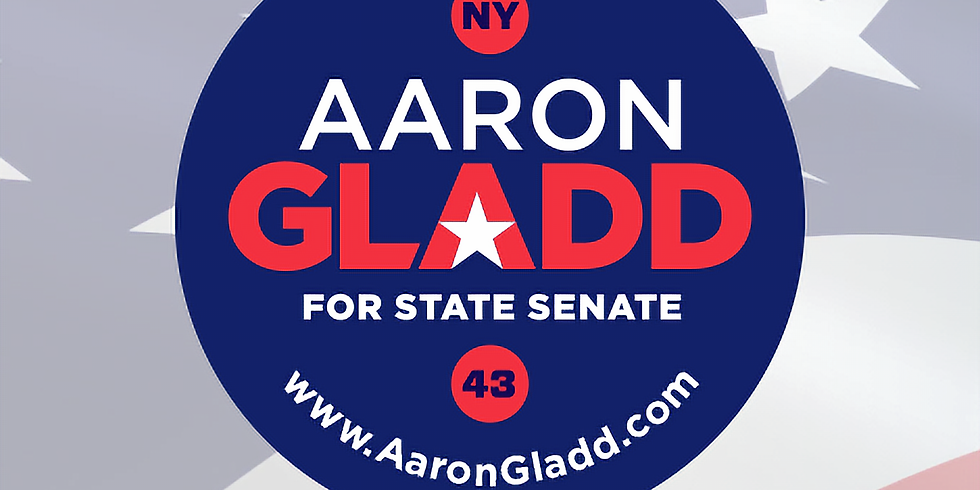 Meet and Greet with Aaron Gladd in Ancram
