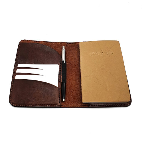 The NoteCoat Wallet
