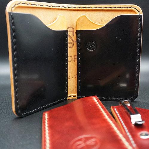 The Wingman Wallet Cordovan