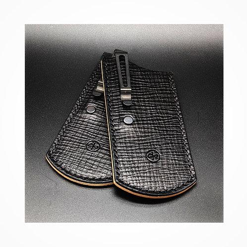 The ClipSlip Black Palmellato - Size M