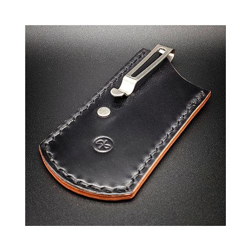 The ClipSlip Shell Cordovan Black - Size S