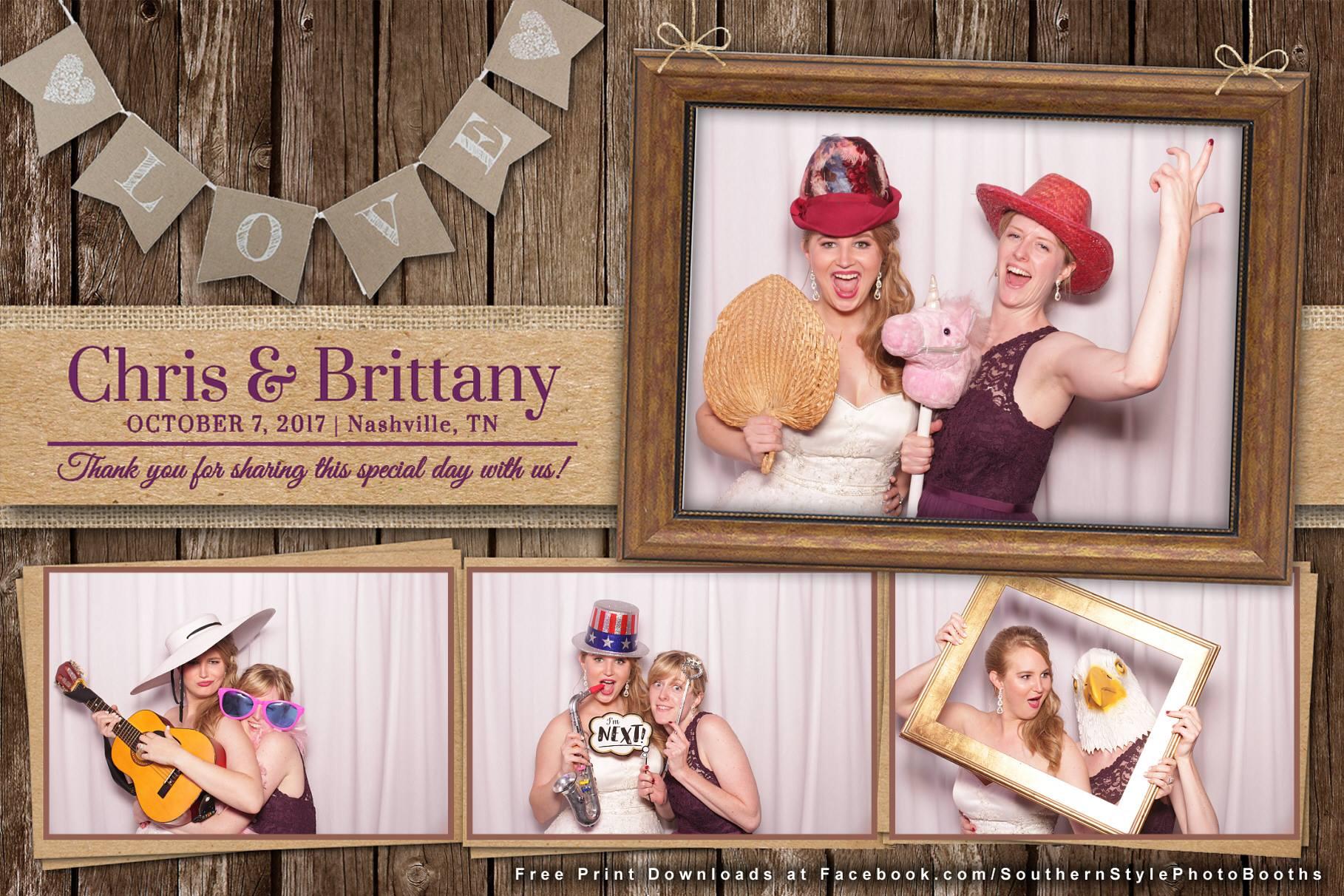 Chris & Brittany