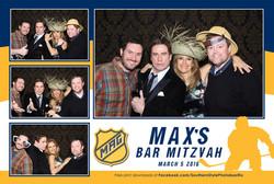 Max's Bar Mitzvah