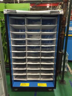 new 30 part solid-welded steel rack