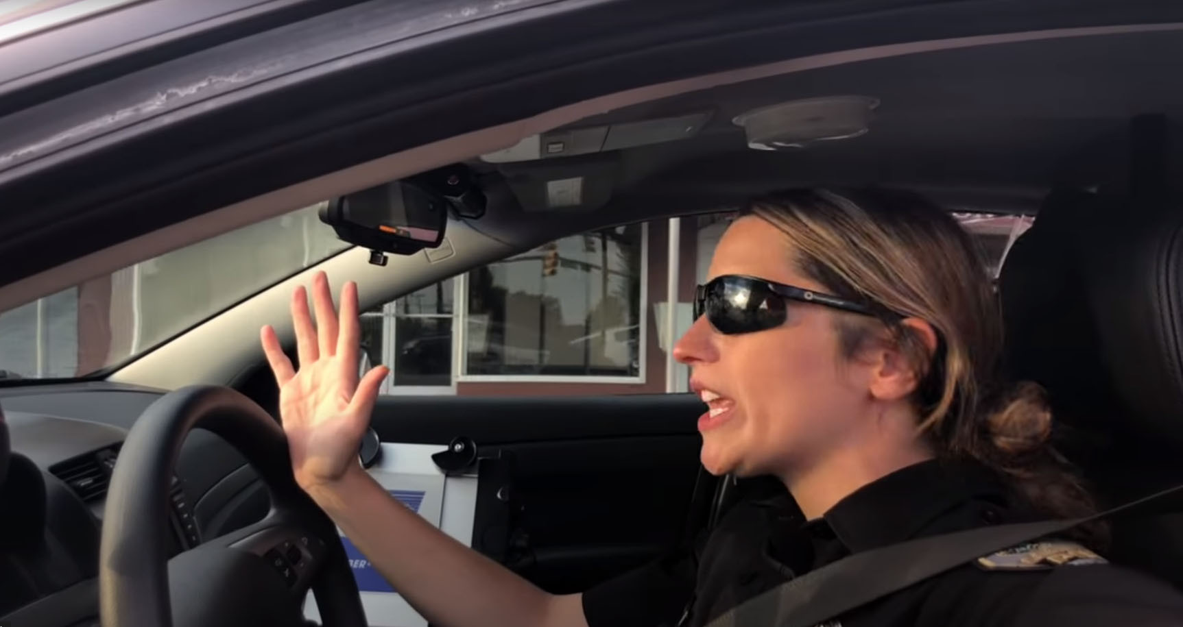 Police Lip Sync