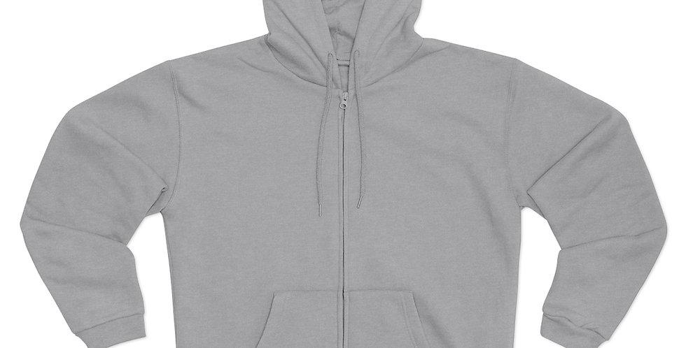 Bearboxers Womens Hooded Zip Sweatshirt