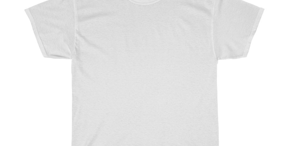 Womens  Plus Size Heavy Cotton Tee Up to 3XL