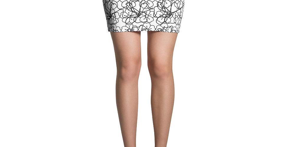 Ladies Fashion Mini Skirt