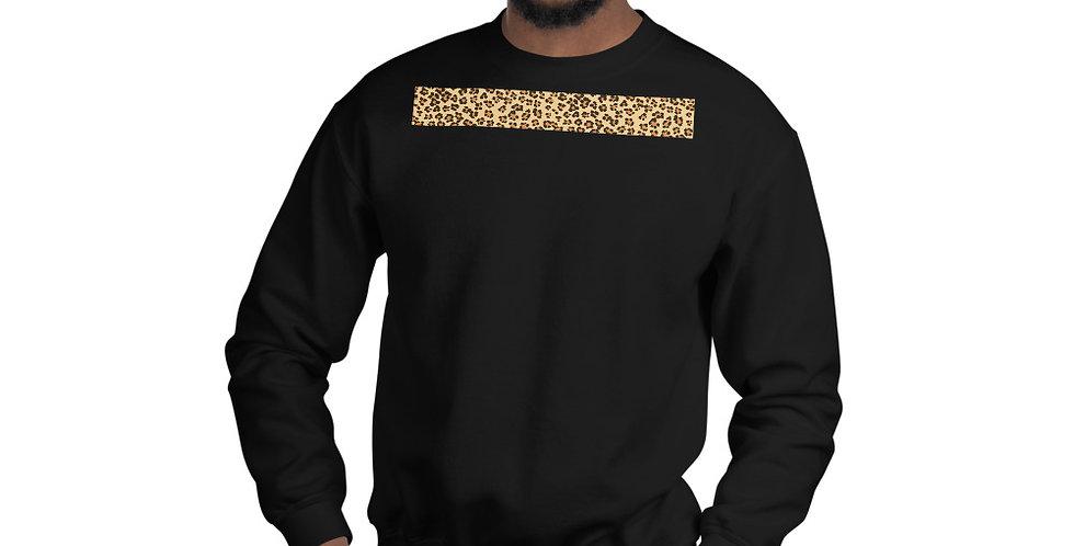 Leopard Print Unisex Sweatshirt