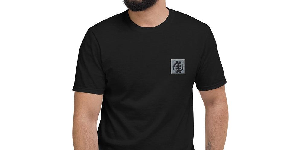 Adinkra Design Short-Sleeve T-Shirt
