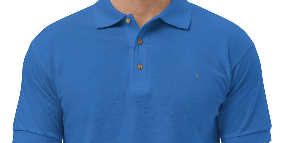 Bearboxers Embroidered Polo Shirt