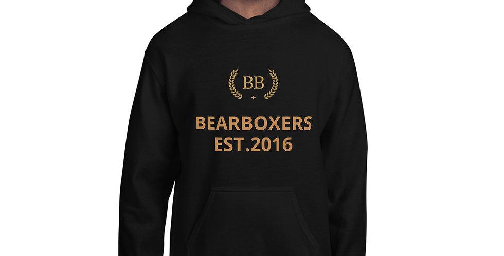 Bearboxers GREG TRACEY Unisex Hoodie