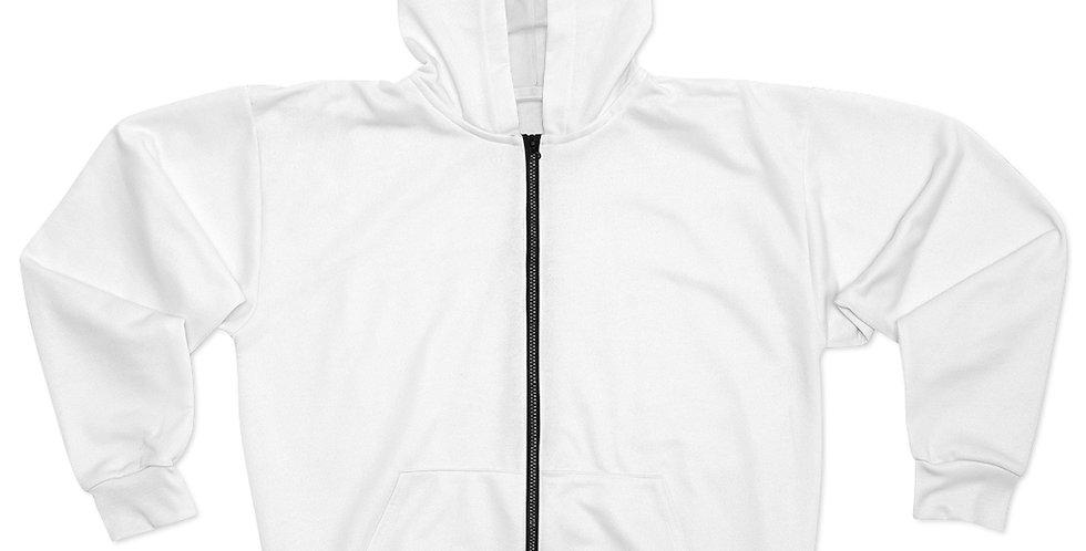 Womens Zipthrough Fashion Hooded