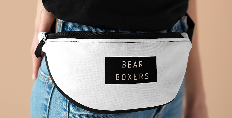 Bearboxers Fanny Pack