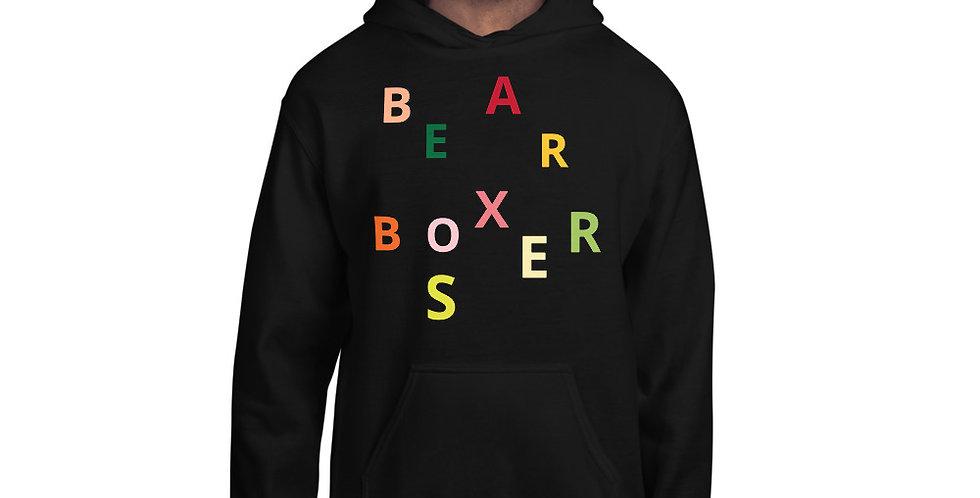 BEARBOXERS Comfort Hoodie MAN
