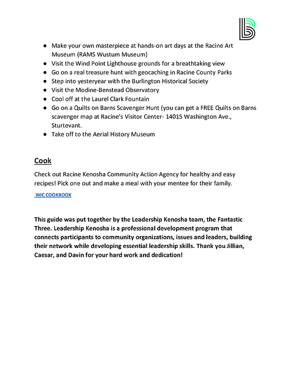 Activities to do with your Mentee_Page_4