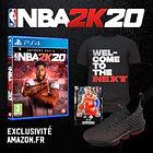NBA 2K20 + DLC sur PS4 ou Xbox One