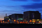 Dungenss nuclear power energy