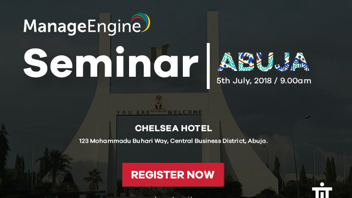 Tranter IT ManageEngine Seminar - Abuja