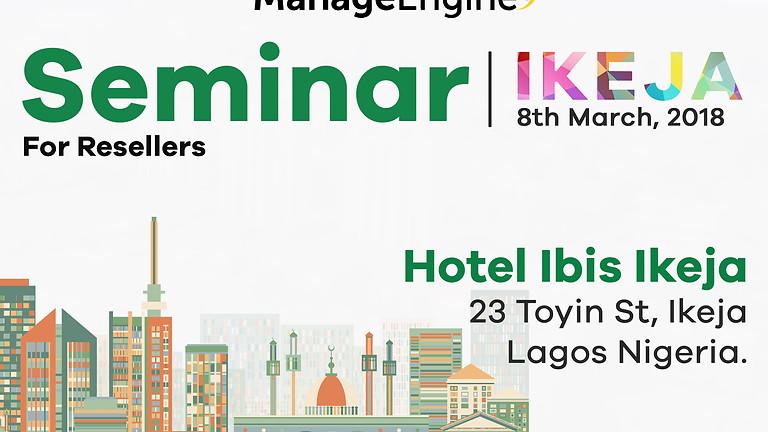 Tranter IT Manageengine Resellers Seminar - Ikeja