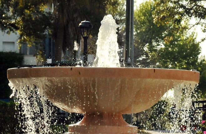 Fountain in Winter Park