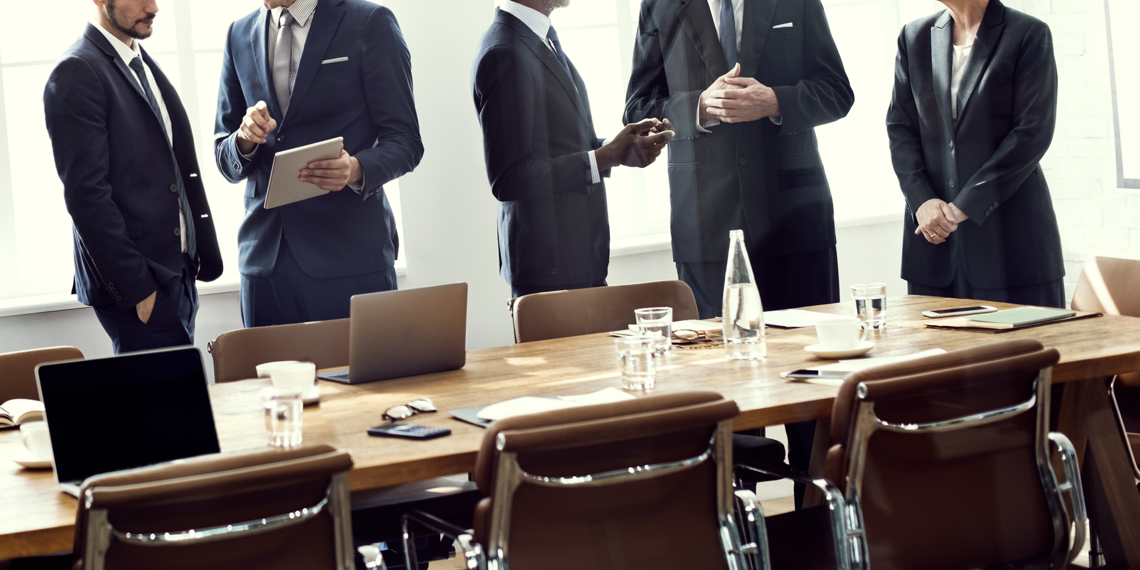 Seminars for Execs and Senior Managers